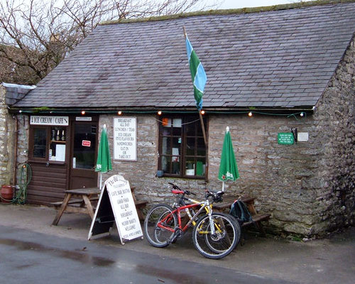 The Old Smithy Bistro, Monyash