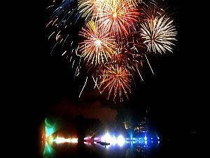 Matlock Bath Fireworks
