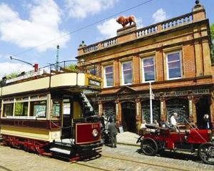 Crich-Tramway-Museum