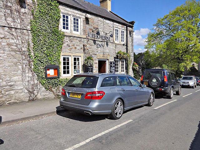 Packhorse Inn, Little Longstone