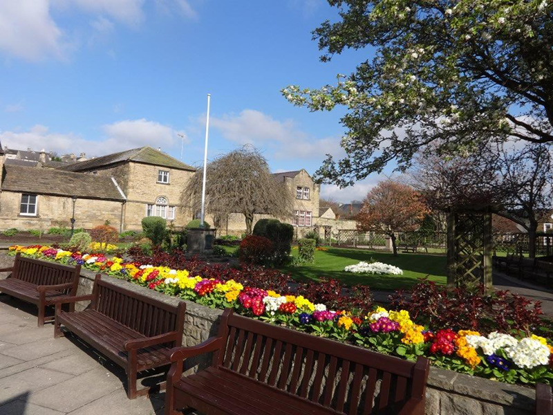 Springtime in Bakewell