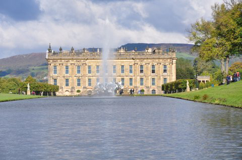 Chatsworth House This Easter