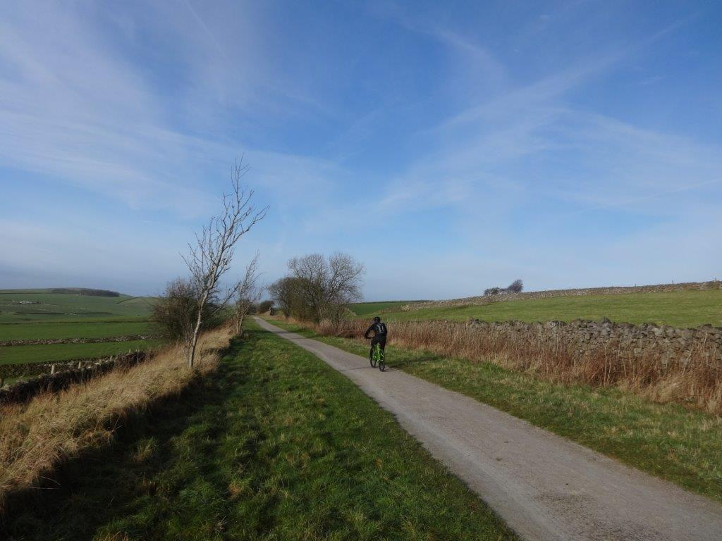 Cycle Trails in Derbyshire