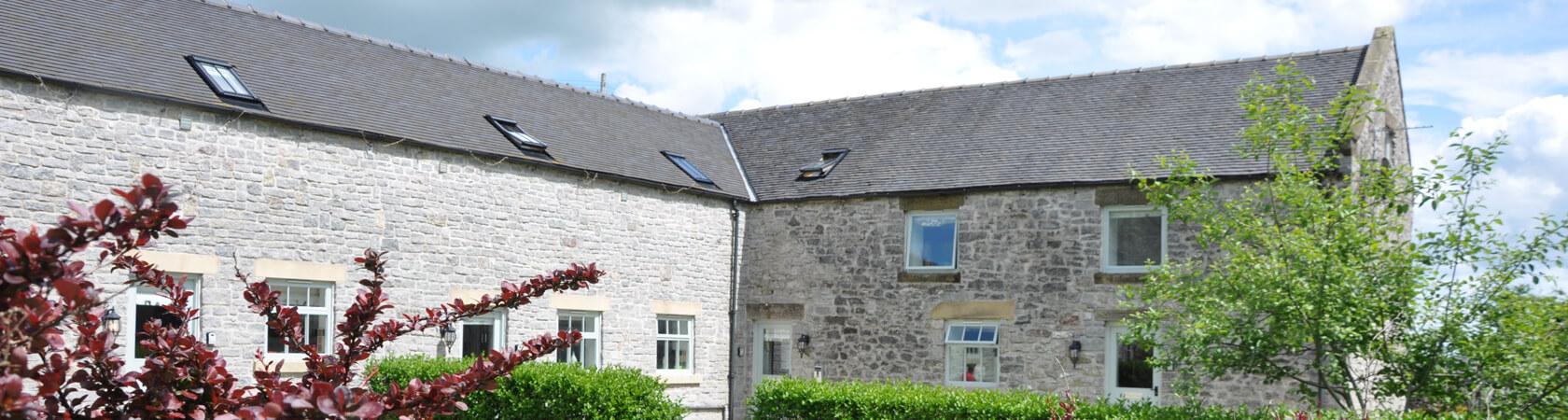 endmoor farm cottages