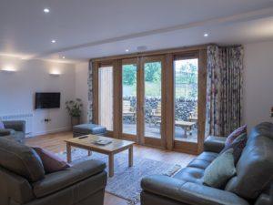 redhurst lounge area
