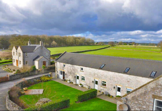 Pet Friendly Peak District Holidays with Stunning Country Views