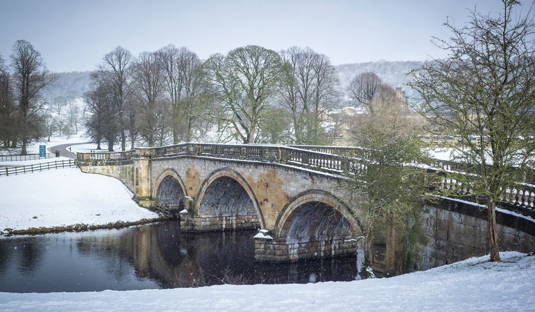 The best winter walks in the Peak District