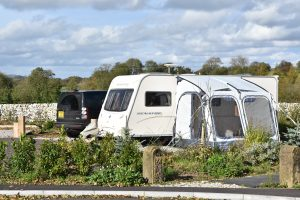 All extras included at Farditch Farm Caravan Park