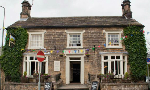 Best dog friendly pubs in the Peak District, The Castle Inn, Bakewell