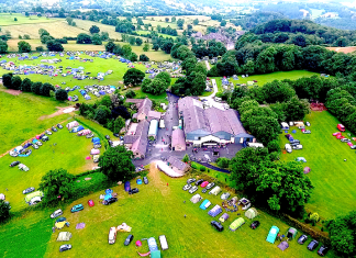 the best festivals in the peak district bananallama