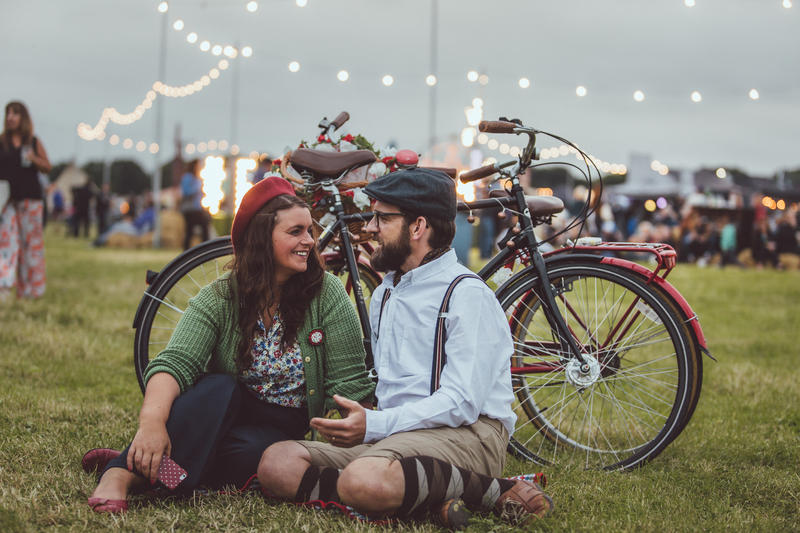 the best festivals in the peak district eroica britannia