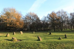 Nine Ladies Stone Circle Peak District Myths and Legends