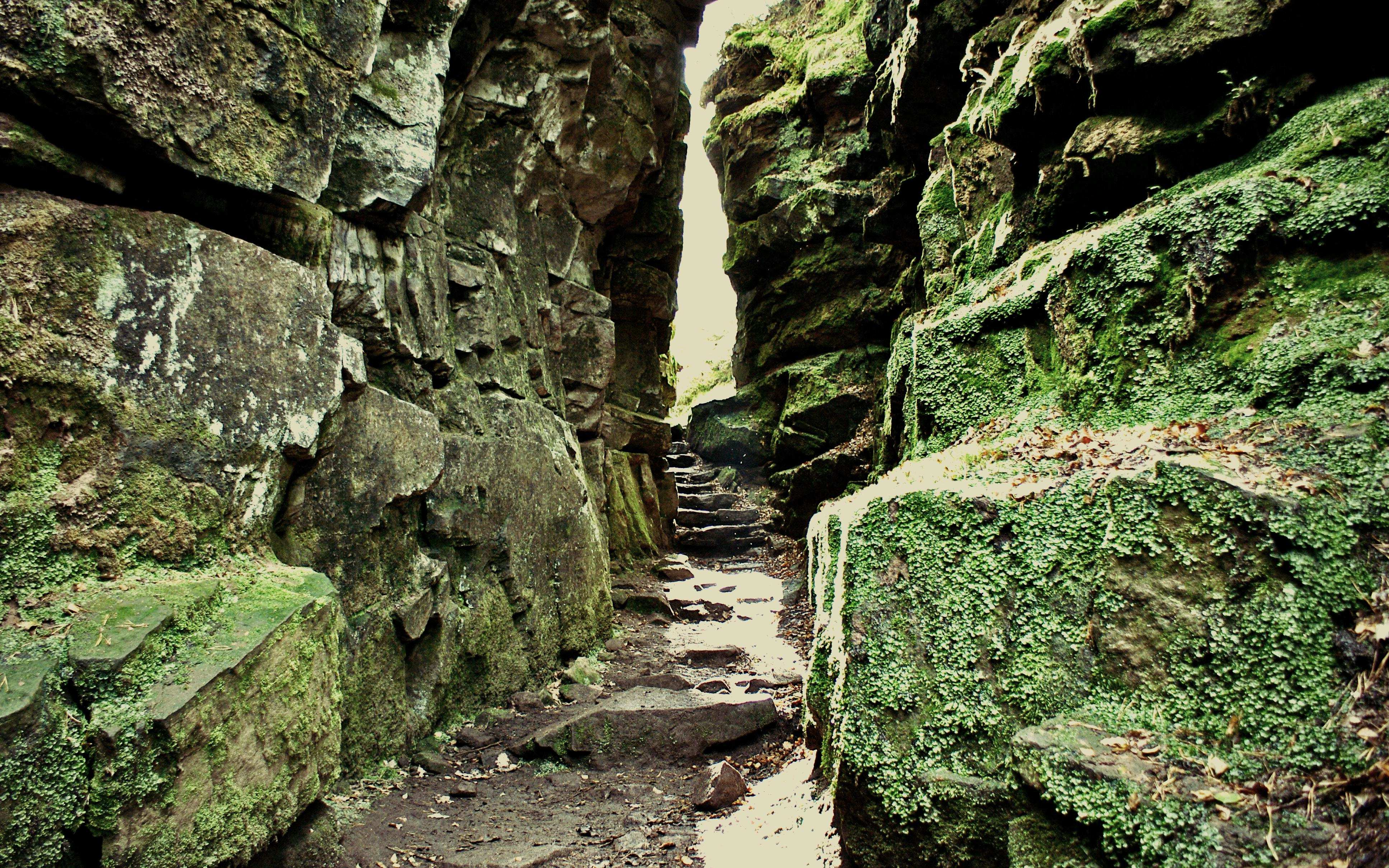 the roaches and luds church best summer walks in the peak district