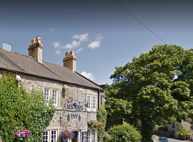 The Packhorse Inn places to eat in the peak district during your stay with us