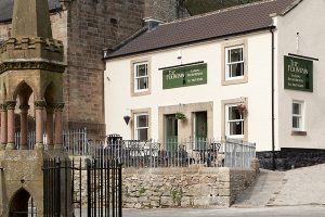 Dog Friendly Restaurants in the Peak District The Fountain Tea Rooms