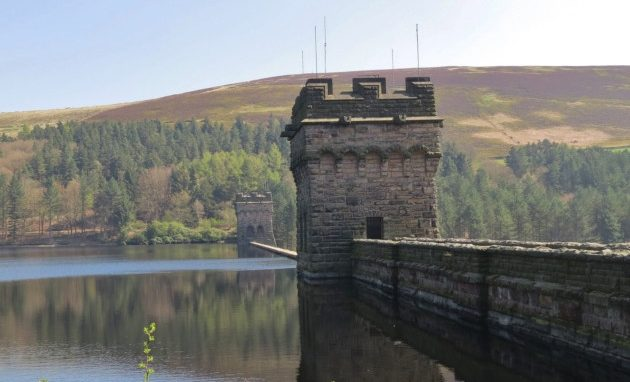 Derwent Dams The Best Scenic Drives in the Peak District