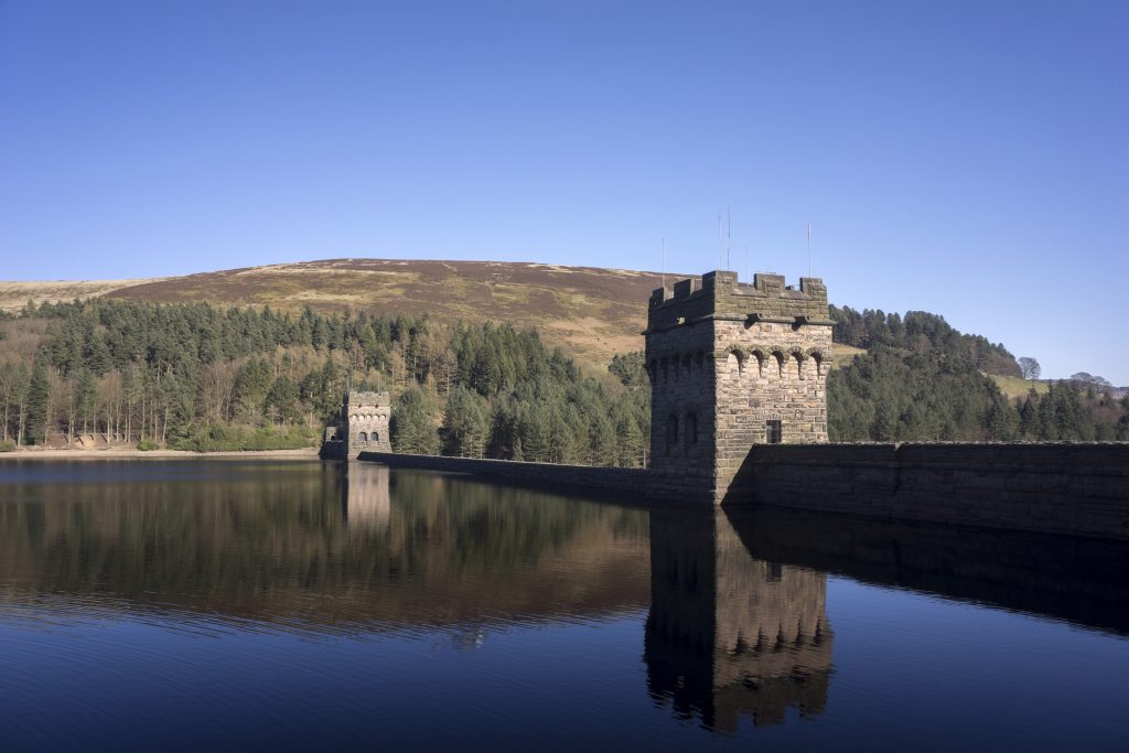 Derwent Dams best scenic drives to take in the Peak District