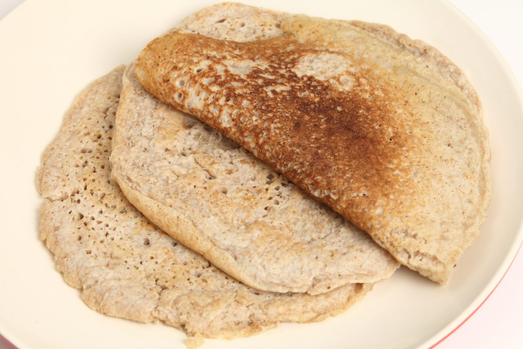 Derbyshire Oatcakes: 10 best foods invented in the Peak District