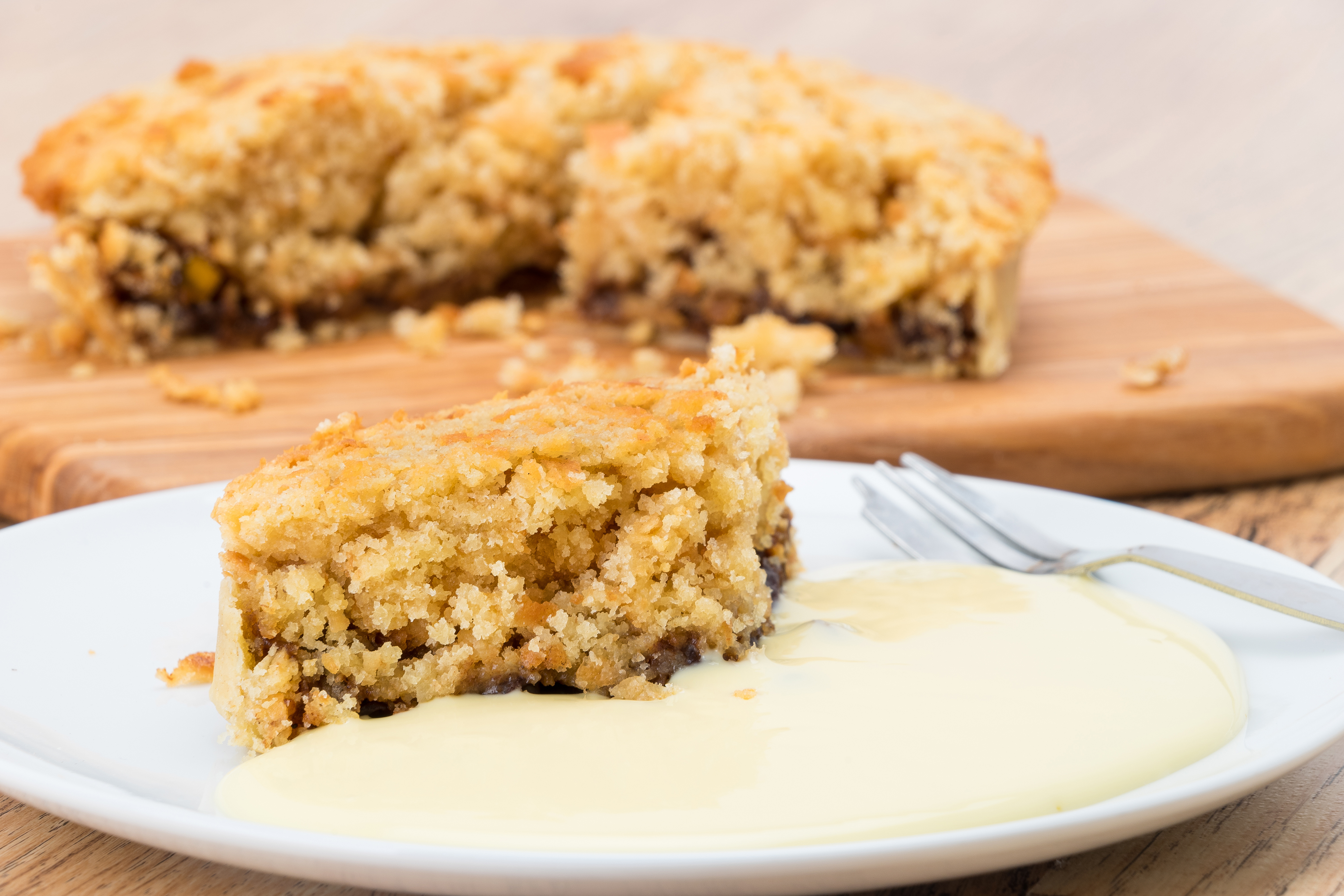 Buxton Pudding: 10 Best foods invented in the Peak District