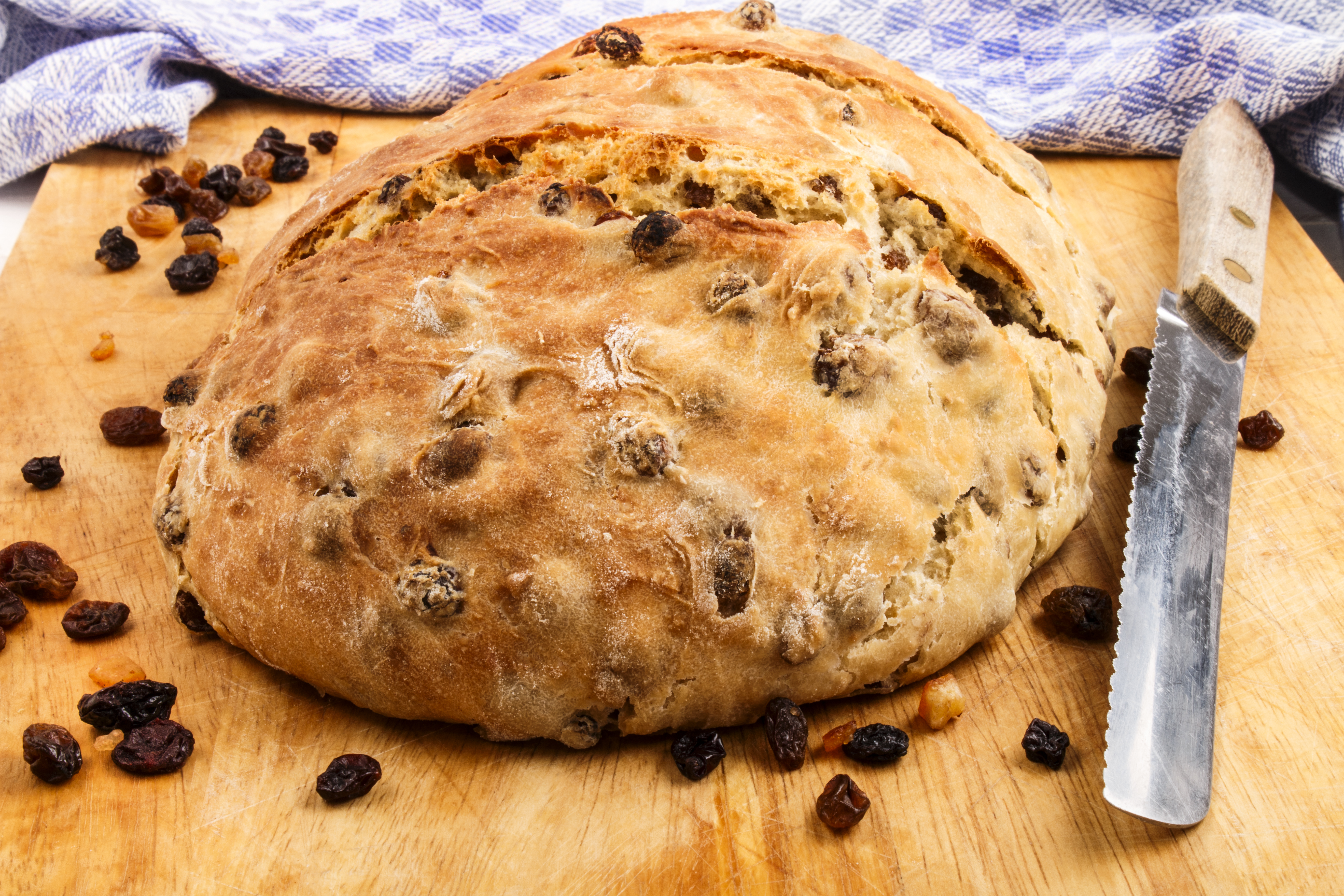 Melandra Loaf: 10 foods invented in the Peak District