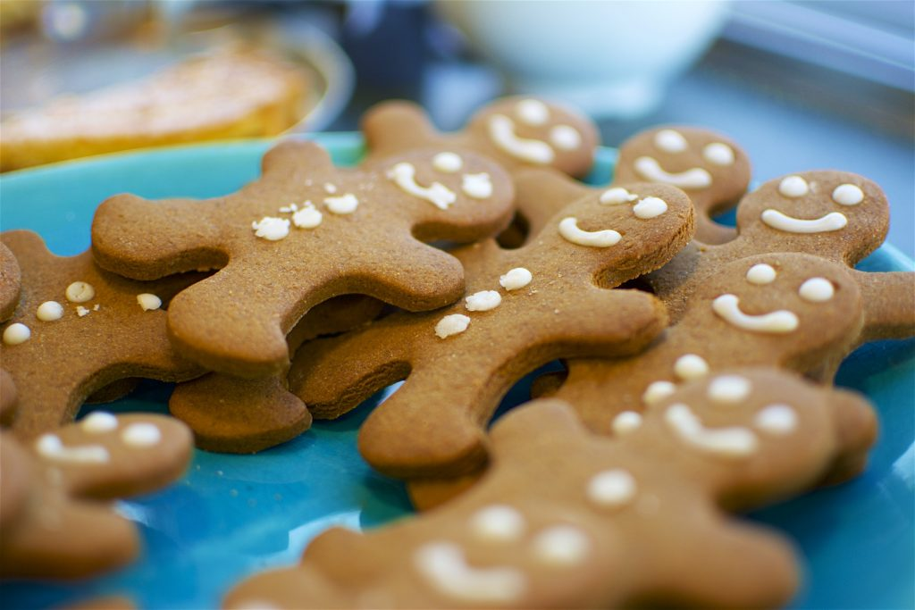 Ashbourne Gingerbread: 10 best foods invented in the Peak District