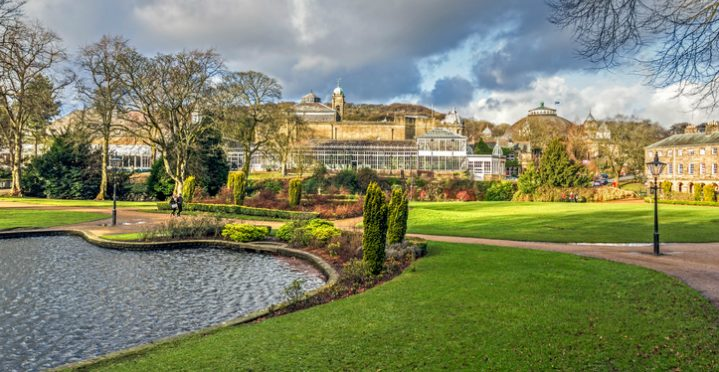 PAvilion Gardens 10 best things to visit in the Peak District