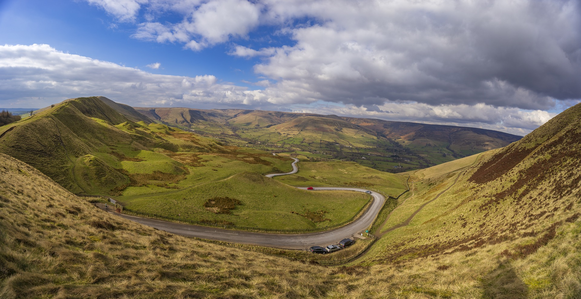 Mam Tor 10 Best Things to do in the Peak District