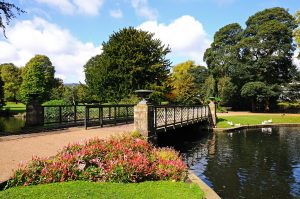 Pavilion Gardens for Mothers Day afternoon tea