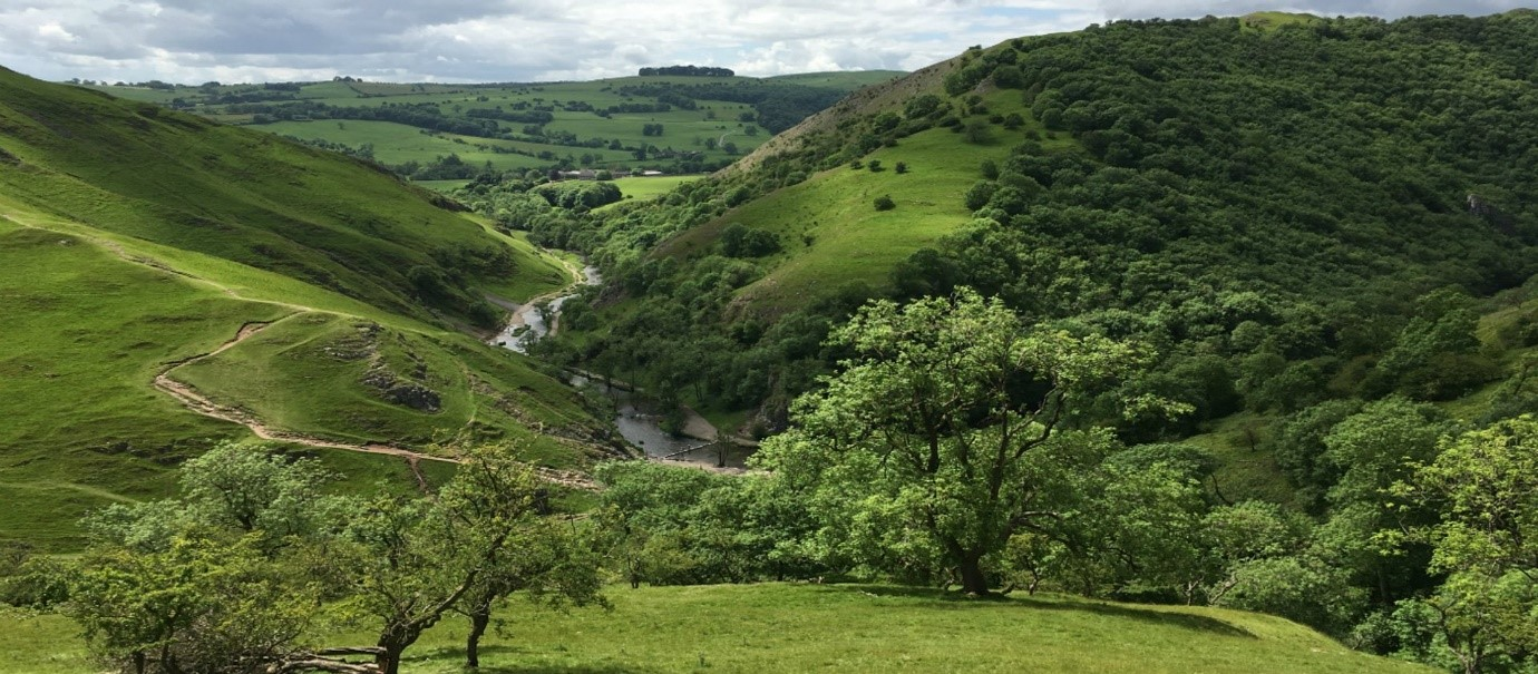Places to treat your dad on Father's Day in the Peak District, Dovedale