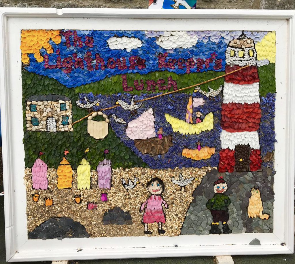 Well Dressing in the Peak District