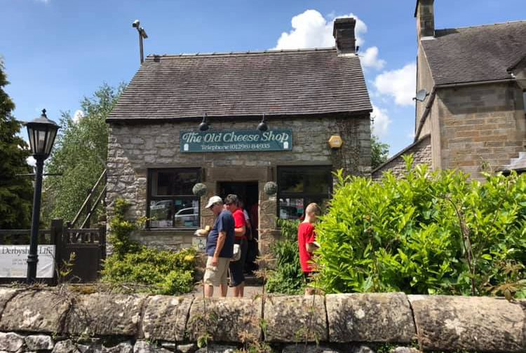 The Old Cheese Shop, Peak District