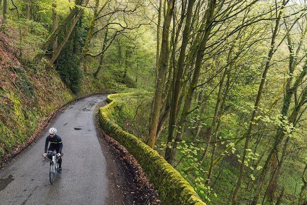 Cycle trails, Peak District