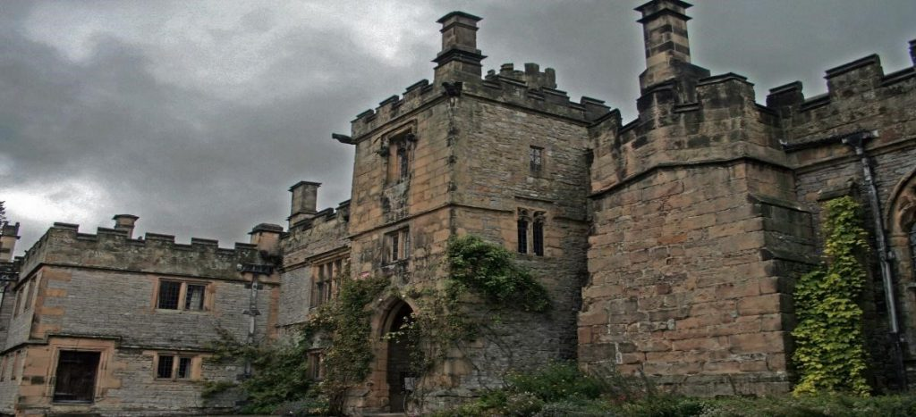 Halloween at Haddon Hall